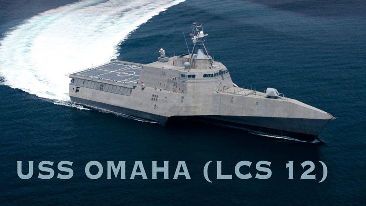 USS Omaha   Vir: WOWT, Twitter