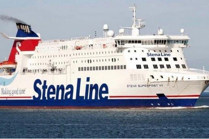 Stena Line trajekt