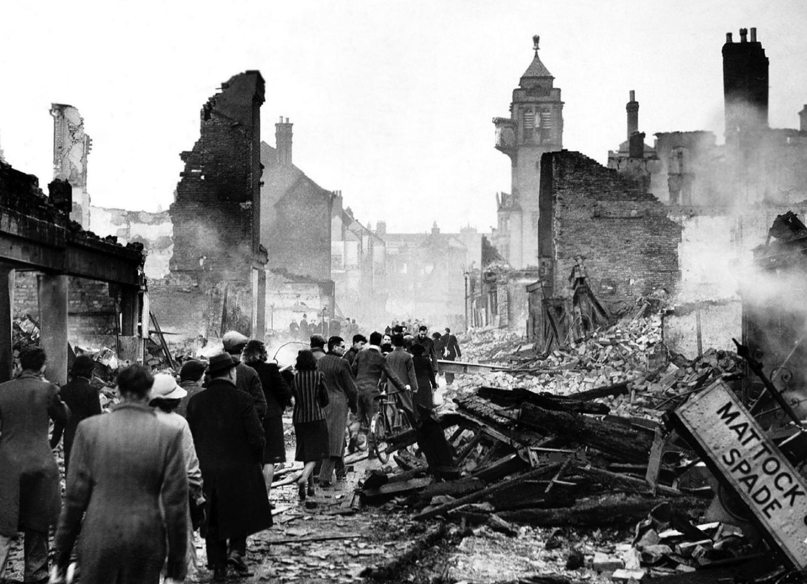 Bombardiran Maribor