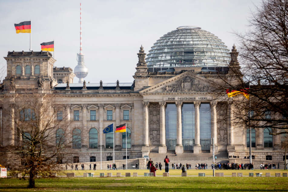 Bundestag  Vir: Twitter