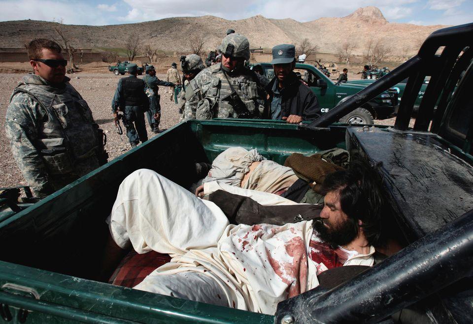 Mrtvi talibani 2001