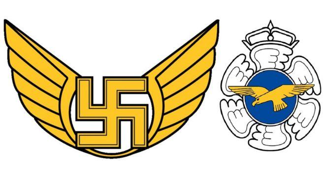Svastika vojnega letalstva
