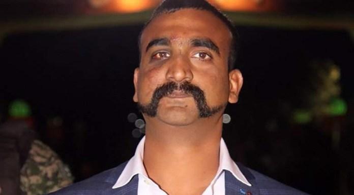 Indijski pilot Abhindan Varthaman