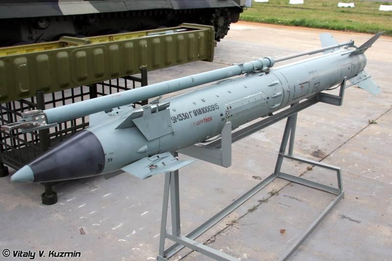 Raketa sistema SA-15 Tor 1-M