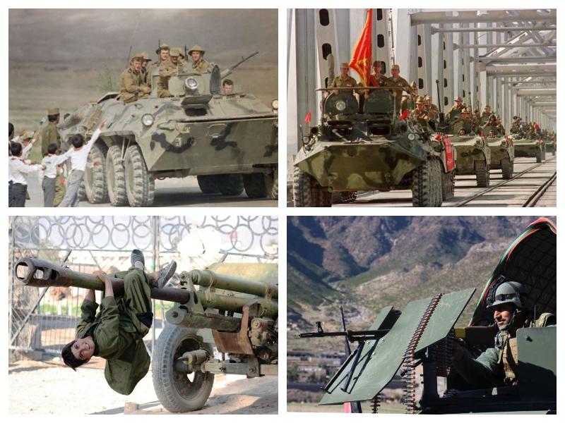 Afganistan, invazija 1979 in danes