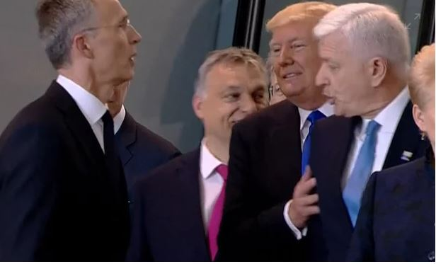 Donald Trump in Duško Marović