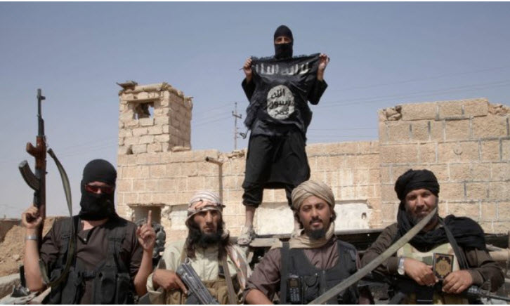 Albanska enota Isis-a