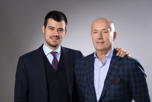 Aleksandar in Miodrag Kostić