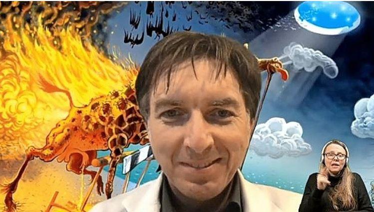 Apokaliptično ozadje: dr. Aleš Rozman