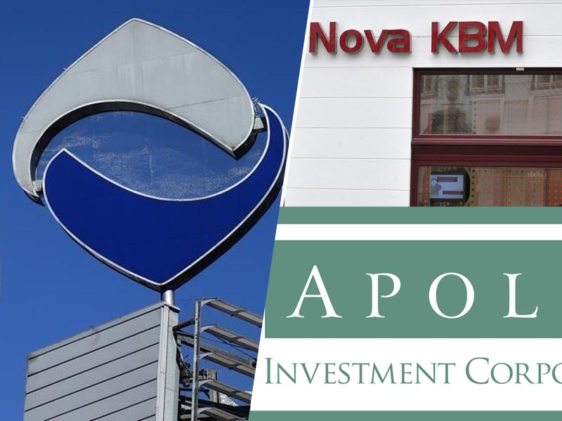 Apollo, Heta in NKBM