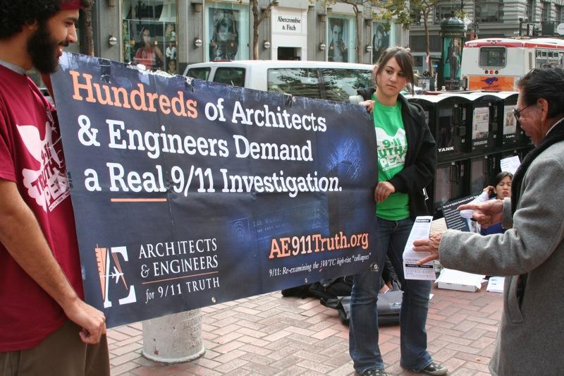 Arhitekti in inžinerji za resnico o 11. septembru
