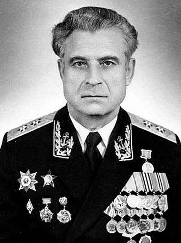 Vasilij Aleksandrovič Arkhipov. Vir: Wikipedia