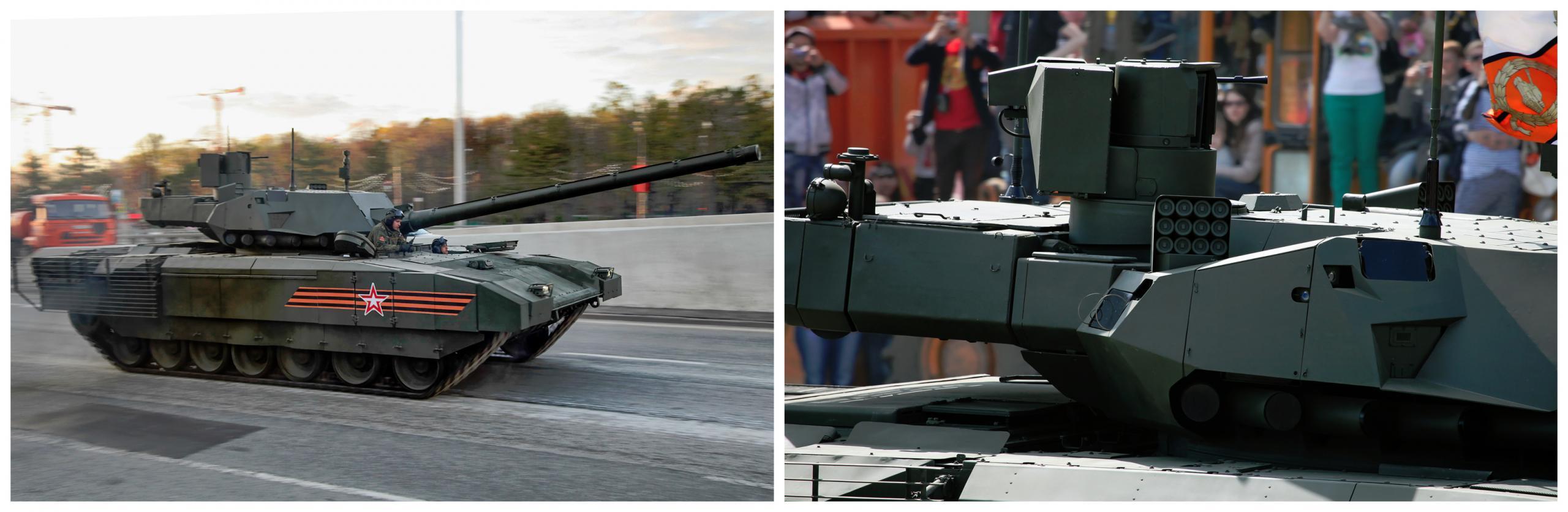 Armata T-14, vir: Wikipedia