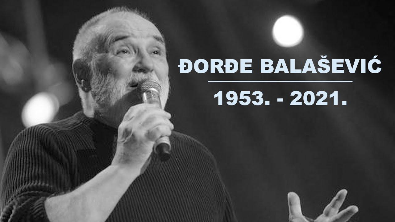 Đorđe Balašević  Vir:Twitter