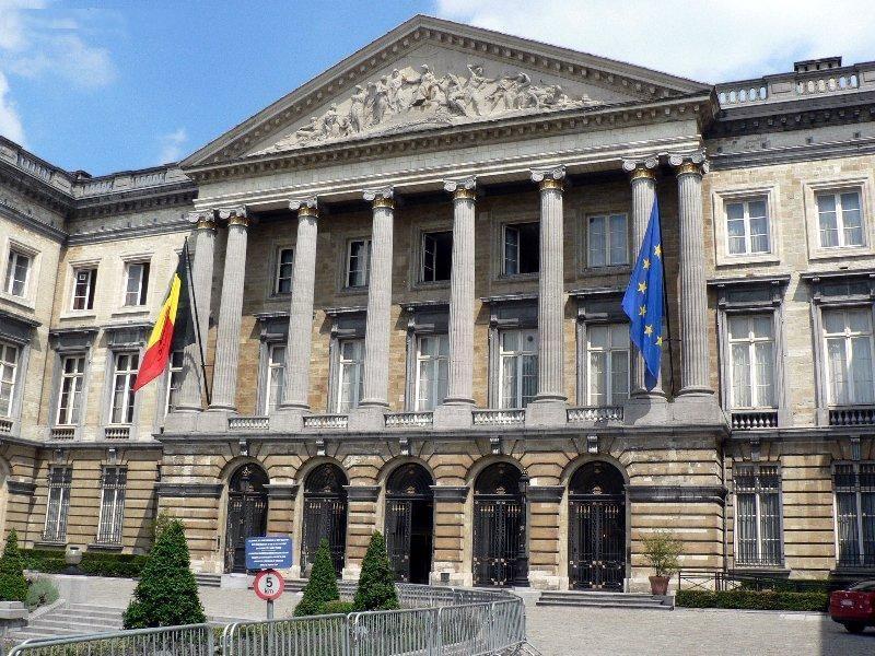 Belgijski parlament  Vir: Twitter