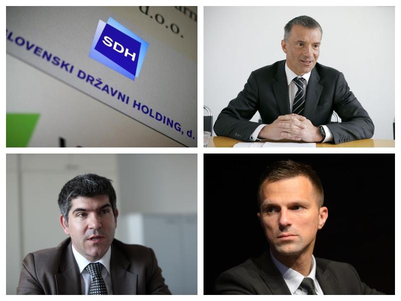 SDH - Belič, Runjak in Pirc