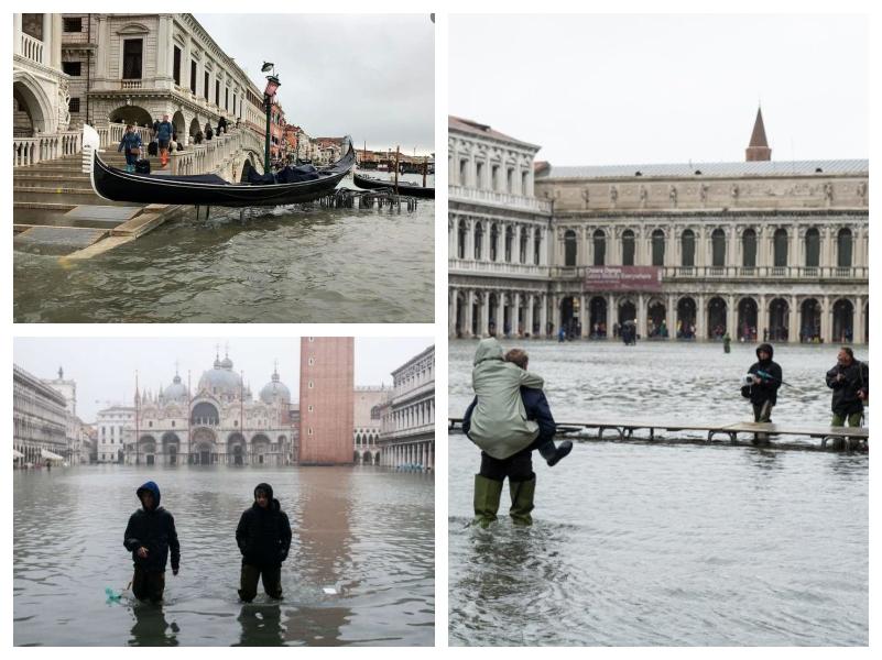 Poplave v Benetkah