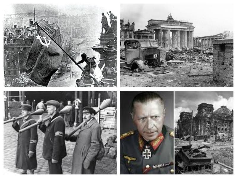 Berlin - osvoboditev