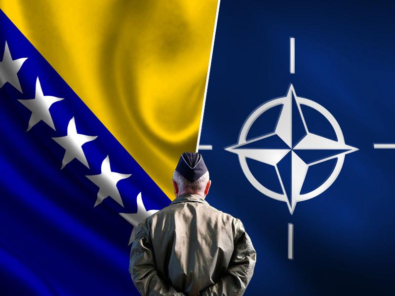 BiH in NATO vojak