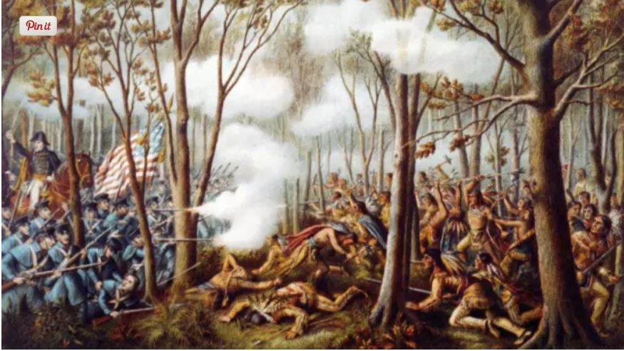 Battle of Tippecanoe, 1811, Vir: Universal History Archive/Getty Images