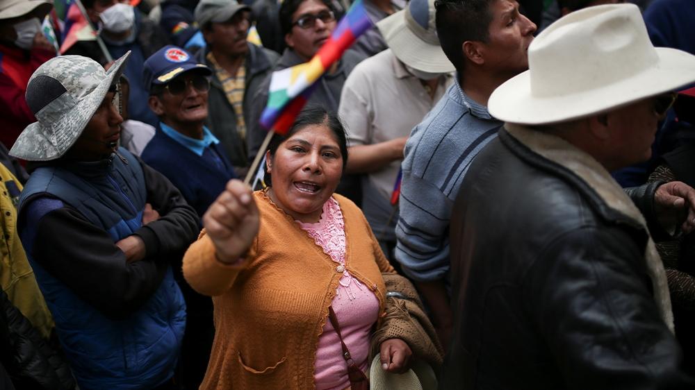 Podpornica Moralesa