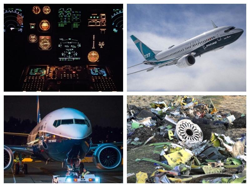 Boeing - senzorji in napake