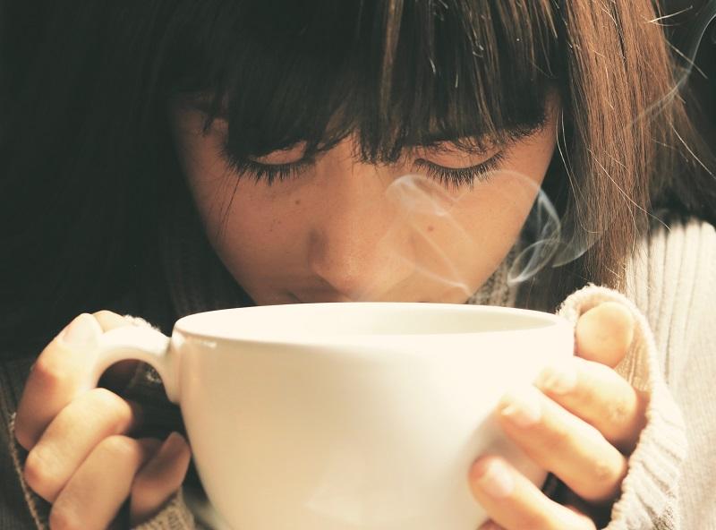 Vonjanje kave
