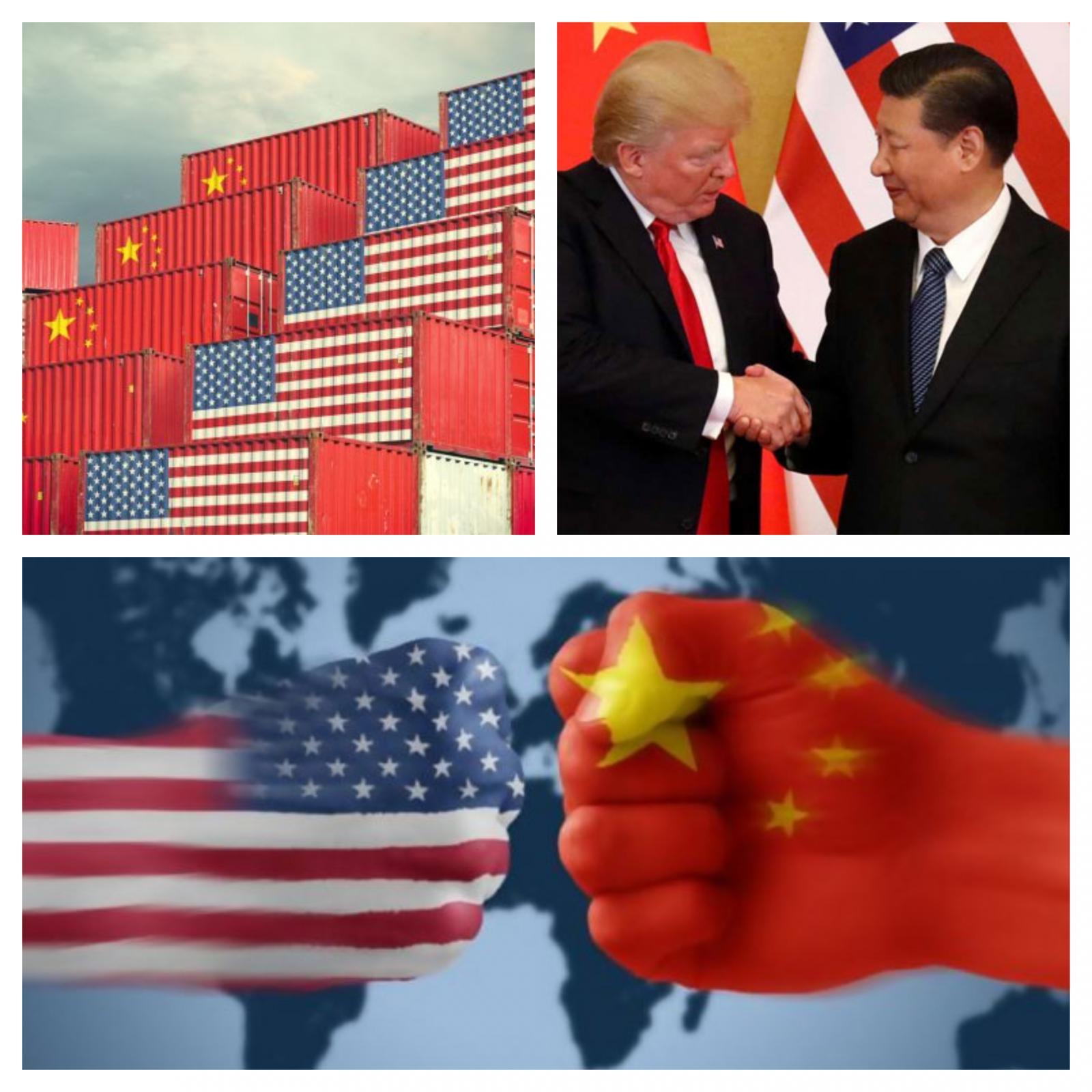 Carinska vojna ZDA - Kitajska