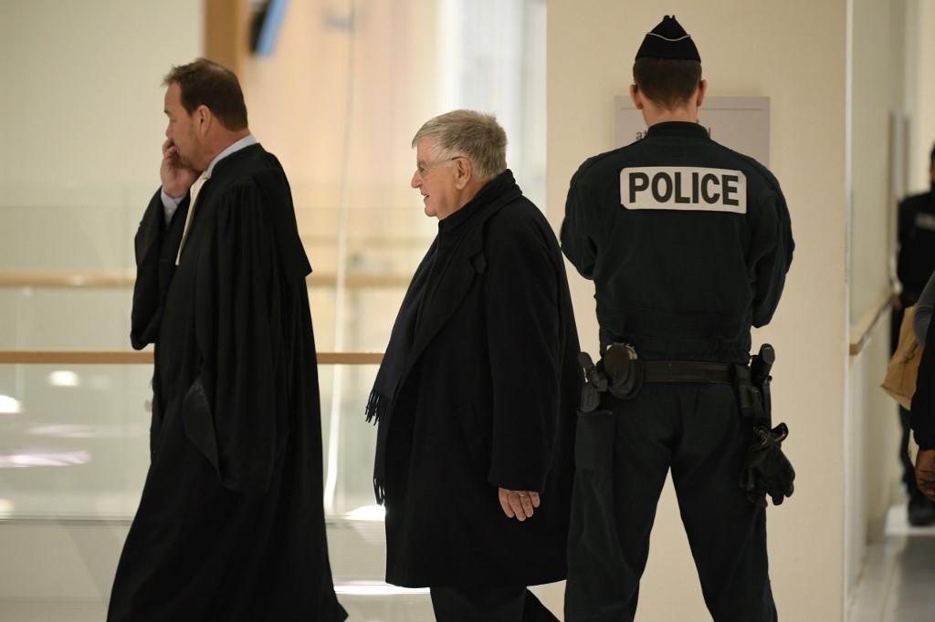 Obsojeni predsednik uprave francoskega Telecoma