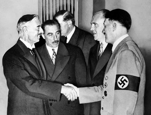 """Chamberlainov """"mir za naš čas"""""""