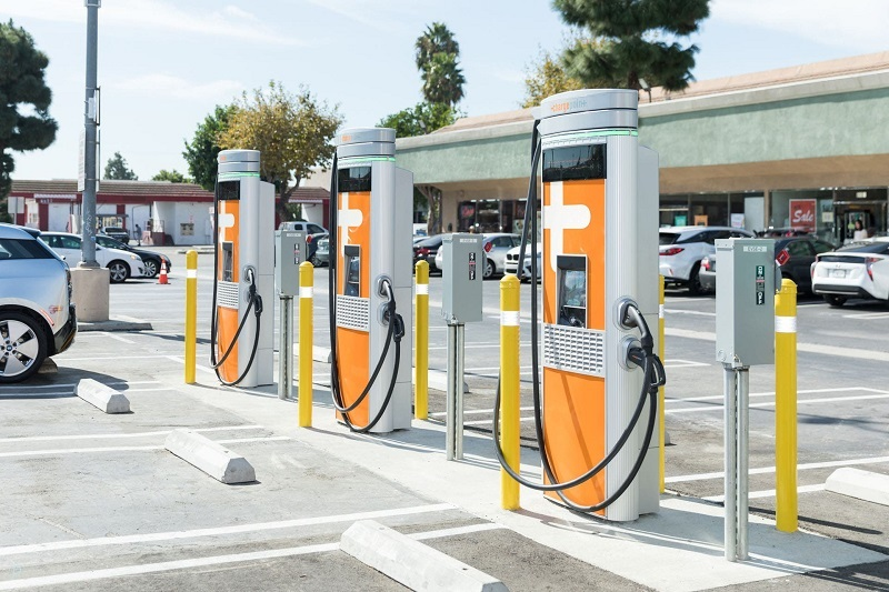 ChargePoint polnilnice