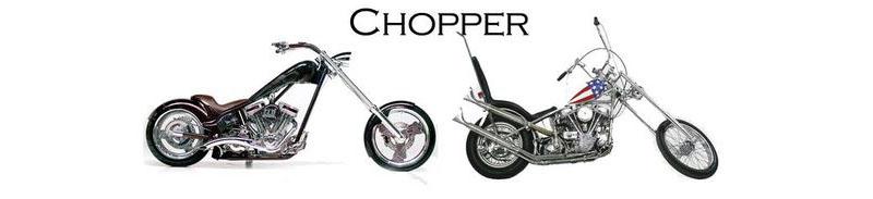 Chopper - custom motocikli