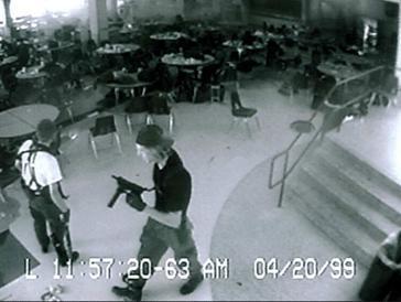Columbine - streljanje