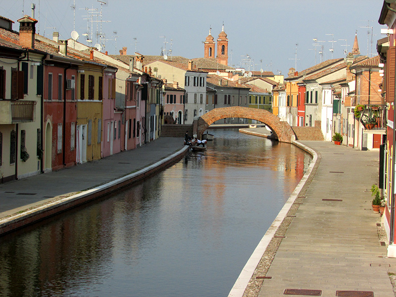 Mesto Comacchio