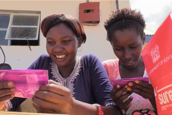 Ženski kondomi, Kenija - Vir: The Archer