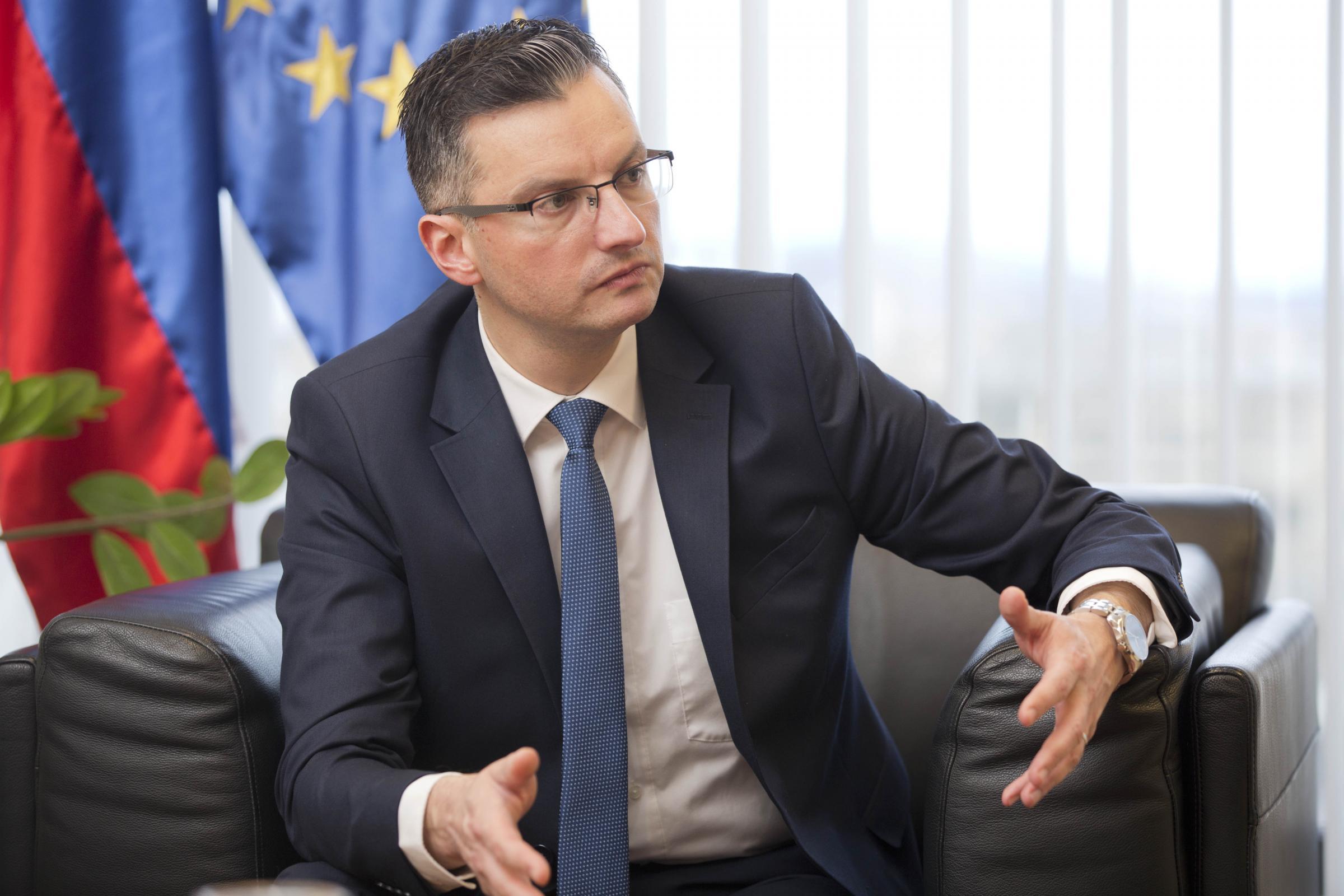 Marjan Šarec Vir:Insajder