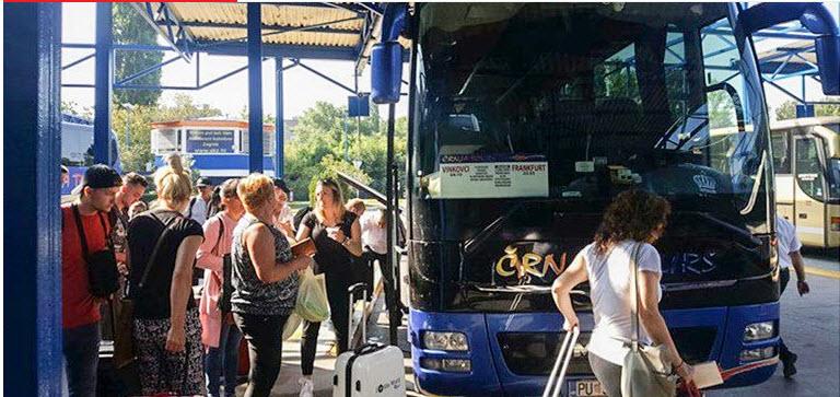 Direkten avtobus Vinkovci-Frankfurt