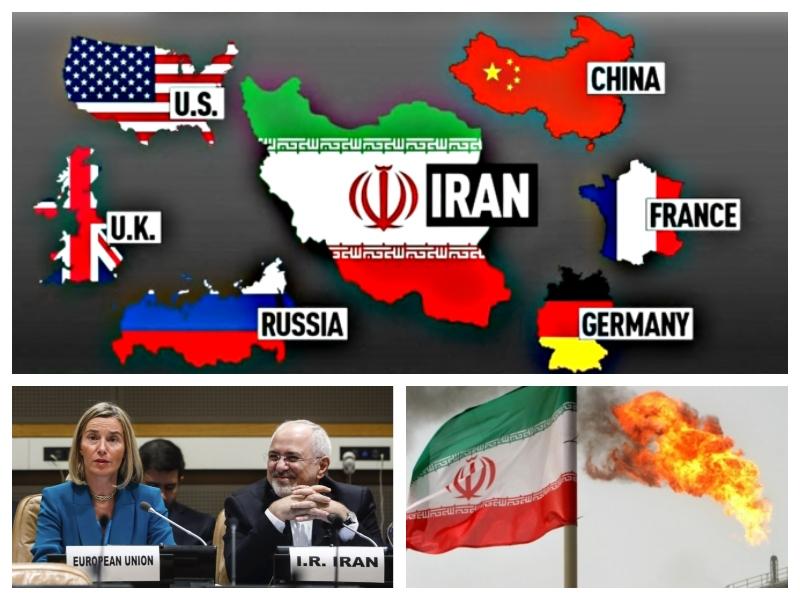 Države, sankcije Iran