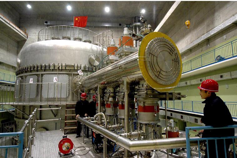EAST reaktor