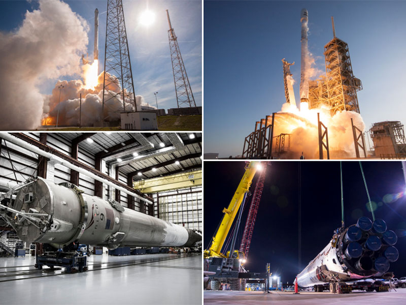 Spacex / Elon Musk