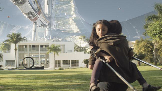 Elysium - mesto, prizor iz filma
