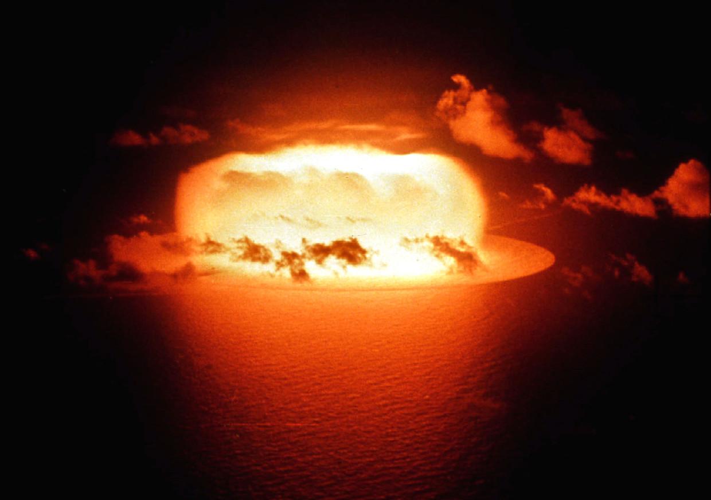 Eksplozija bombe Bravo Vir:RT