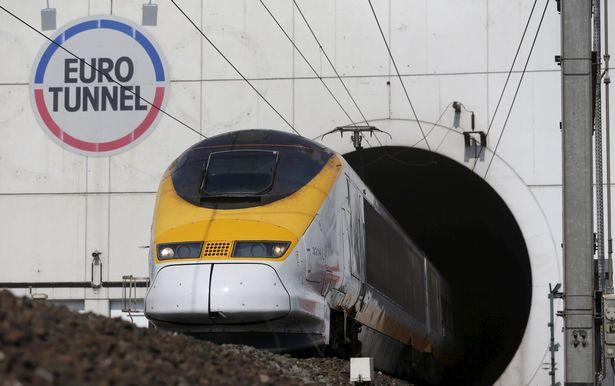Vlak Eurostar