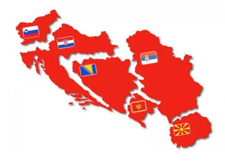 Države nekdanje Jugoslavije