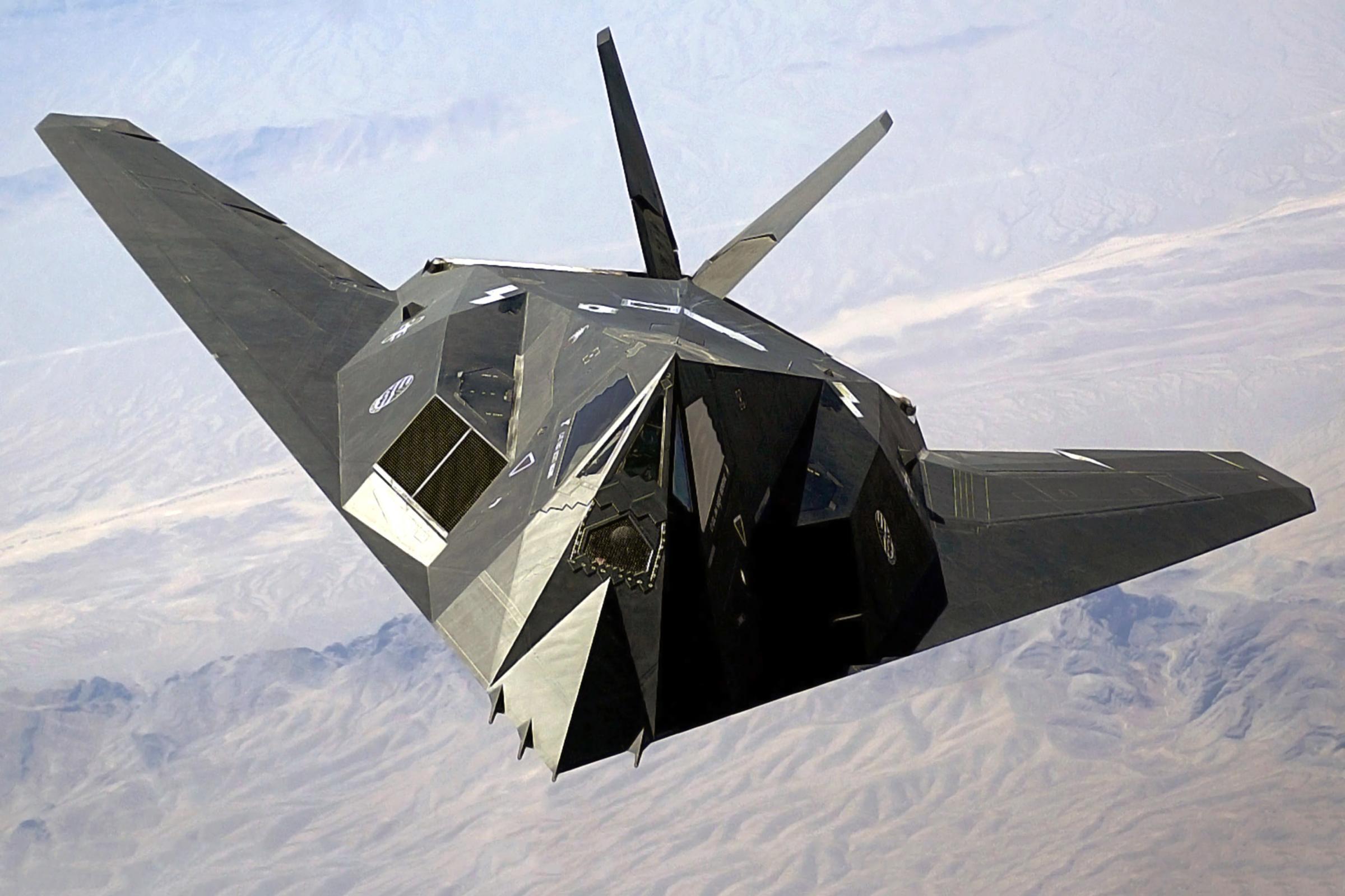 F-117A Vir:Wikipedia