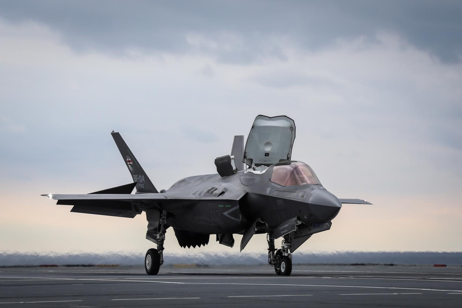 F-35 Vir:Pixsell