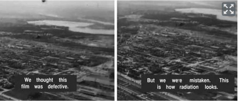 Posnetki iz filma o Černobilu iz 1986
