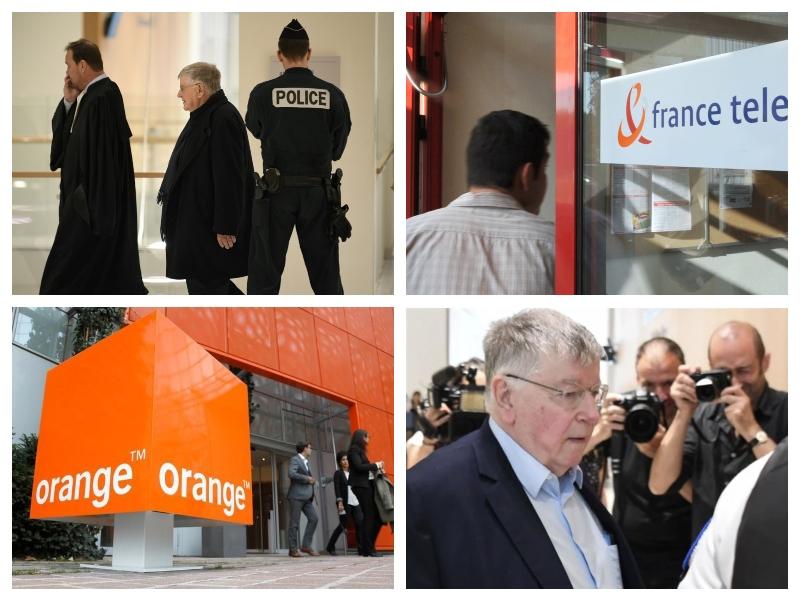 Obsojeni v francoskem Telekomu