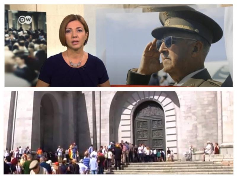 Čaščenje diktatorjev - Franca in Pavelića v Španiji