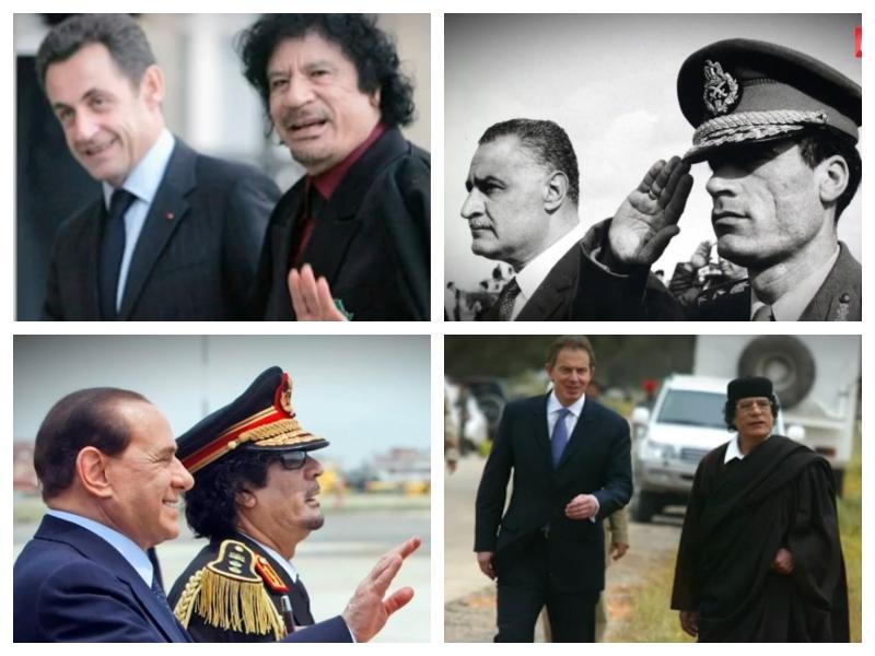 Gadafi-voditelji